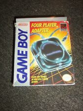 1991 Nintendo Game Boy 4 Player Adapter BOXED