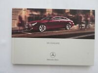 2006 Mercedes CLS Class Hardbound Sales Brochure Catalog CLS55 AMG + GERMAN TEXT