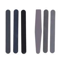 6 Pieces Long Polishing Sanding Sticks Bar DIY Model Tools Molder Hobbies