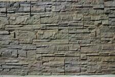 5 pcs ABS Plastic Molds for Concrete Plaster wall stone tiles CONCRETE MOULD#W01