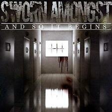Sworn Amongst(CD Album)And So It Begins-Rising High Records-CD026-New