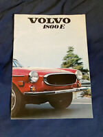 Volvo PV 544 Sport De Luxe Buckel 1961 US Brochure Prospekt Farbkarte Colours