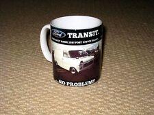 Ford Transit Van Taza Publicidad