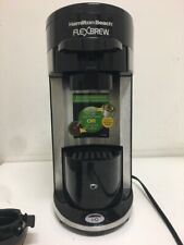 Hamilton Beach FlexBrew A93 1 Cup Coffee & Espresso Maker K-Cups + ground