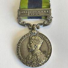 More details for george v india general service medal afghanistan n.w.f. 1919 pte/svt mohd fazl