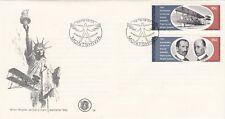 Bophuthatswana 1978 FDC PRIMO GIORNO EMISSIONE MONTSHIWA FRATELLI WRIGHT FLIGHT