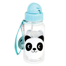 dotcomgiftshop MIKO THE PANDA WATER BOTTLE