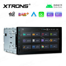 """Universal 7"""" Android 10.0 Car Stereo GPS Radio Octa-Core Double DIN Head Unit"""