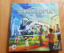 Traintopia Train Travel Based Family Board Game Board And Dice