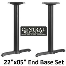 Cast Iron End Tables For Sale EBay - Restaurant table legs for sale
