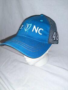 Jimmie Johnson Hendrick Motorsports Blue Cross Blue Shield NC Victory Lane Hat