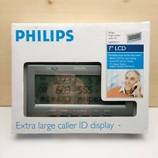 New Philips Extra Large Caller ID 7