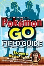 NEW The Unofficial Pokemon Go Field Guide by Media Lab Books