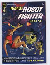 Magnus Robot Fighter #19 Gold Key 1967
