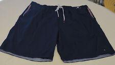 Men's swim trunks board shorts Tommy Hilfiger NEW XXL 905898 navy blue NWT
