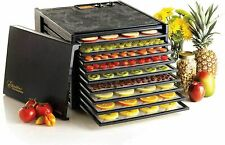 Excalibur 3926TB 9-Tray Electric Food Dehydrator - Some Cosmetic Cracks