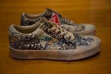 "VANS x VAN GOGH, Old Skool ""Old Vineyard"" (US Men 4, US W 5.5, UK 3, EUR 35)"