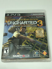 Uncharted 3: Drake's Deception -- Game of the Year Edition (Sony PlayStation 3)