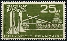 French Polynesia 1965 SG#45, 25f Gauguin Museun MNH #D35412
