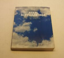 RARE, HIGHLY RATED BOOK: The Addison-Wesley book of Atari software 1984