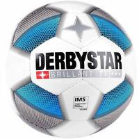 DERBYSTAR Brillant TT Fußball Trainingsball Sonderedition Fußbälle 1014