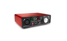 Scarlett Solo 2nd Gen Audio Interface includes Ableton Live Lite