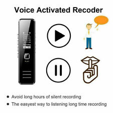 Rechargeable Digital Audio/Sound/Voice Recorder Dictaphone MP3 Player 2020