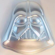 Wilton 1980 Star Wars Darth Vader Cake, Jello, Candy Mold / Wall Art 502 1409