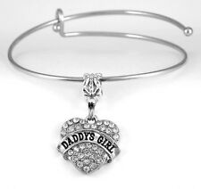Daddy's Girl Bracelet Daddy's daughter dance father daughter jewelry