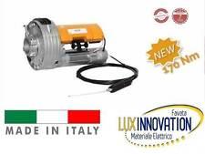 MOTORE PER SERRANDA AVVOLGIBILE ACM MADE IN ITALY 160 KG AVVOLGIBILE CON ELET.