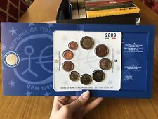 SERIE 9 MONETE IN EURO 2009 OFFICIAL COIN SET UEM