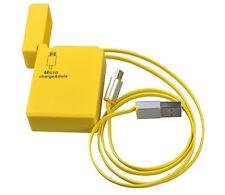 Encendedor Shell Retráctil Data/Cable de Carga para Samsung, Sony, LG HTC