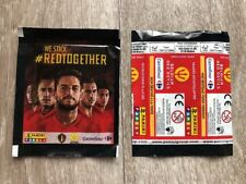 Panini WC Russia 2018 Redtogether - pochette Packet bustina tüte sobre