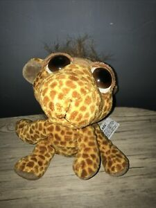 """Collectable LEDA. Giraffe. Russ Berrie Plush Animal Soft Toy Approx 9"""""""