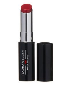 New Laura Geller Rich Pomegranate Creme Sheer Hydrating Lipstick!