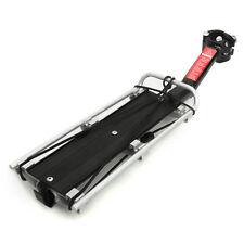 Portapacchi Portacestino Posteriore Impermeabile in Alluminio Lega per Bici MTB