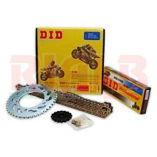 Kit Trasmissione DID Catena/Corona/Pignone 10404557 HONDA NX Dominator 650 1988