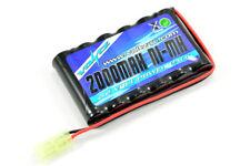 Voltz 7.2 V 2000 mAh AA Batterie Pack pour Moteur Hobby Tanks, pelle, chariot élévateur à fourche