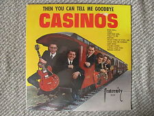 THE CASINOS Then You Can Tell Me Goodbye Mono Old Store Stock Lp SEALED