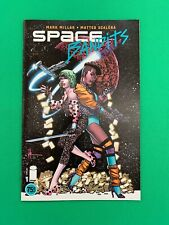 Space Bandits #1 Howard Chaykin Legends Variant Mark Millar Netflix 2019