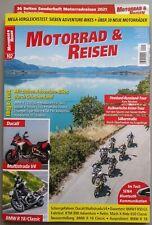 Zeitschrift Motorrad & Reisen, Ausgabe 102, 01/02 2021