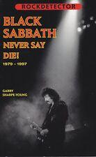 Black Sabbath : Never Say Die! 1979-1997 - Book (Rockdetector (2003) Heavy Metal