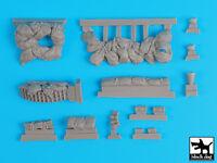 Black Dog 1/35 PzKpfw.III Accessories Set for Italeri kit