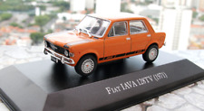 Fiat IAVA 128TV 1971 Argentina Rare Diecast Scale 1:43 New Sealed With Magazine