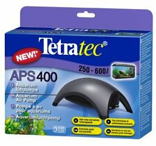 Tetra APS400 Silent Aquarium Air Pump for 250 - 600 Litre Fish Tanks, Black