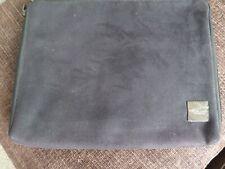Fujitsu Siemens Promotional Faux Black Lap Top Bag