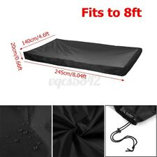 8FT Pool Table Cover Billiard Table Cover Foot Pool Snooker Dustproof  USA J ❤
