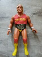 "Hulk Hogan 1985 LJN WWF 16"" Wrestling Superstars Action Figure WWE!!"