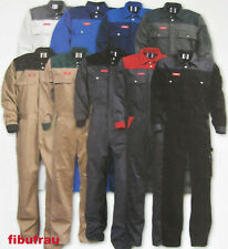 Kansas 108426 Overall Luxe Color 2-413, Gr.S-4XL MG 295 g/m² Kombi, Abverkauf