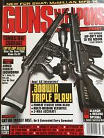 Guns And Weapons For Law Enforcement  Sept 2005, .308 Triple Play